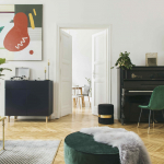 Installer un piano dans son salon à Paris 8